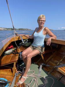Stø kurs mot Sandøsund